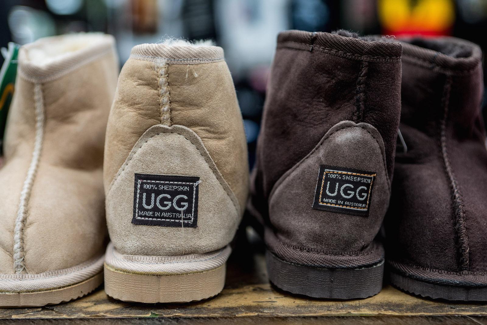 Market Caribbean Gardens Cut Engineer Best Safety Boots Iron Apple Soft Brown Ugg