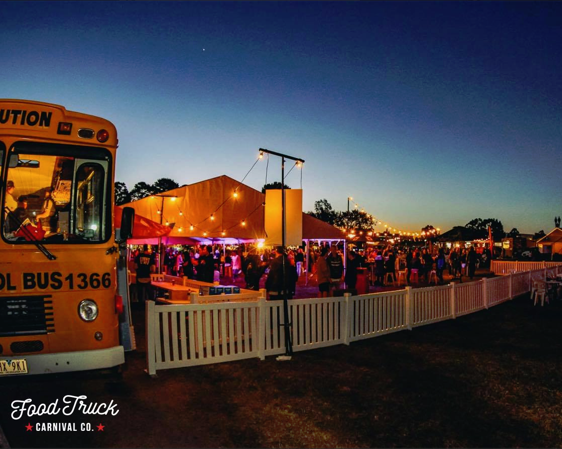Caribbean Park Food Truck Carnival