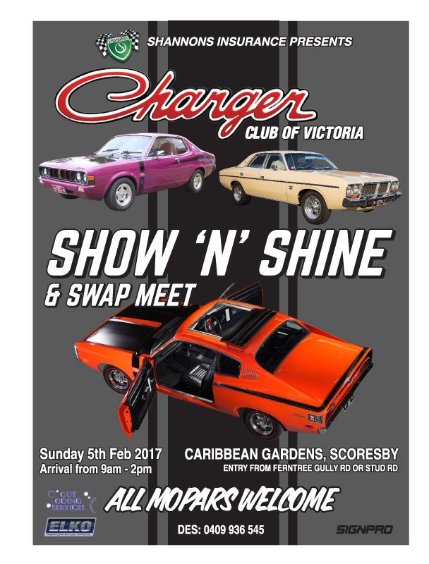 CAR SHOW Charger Car Club Caribbean Gardens - Car show event insurance